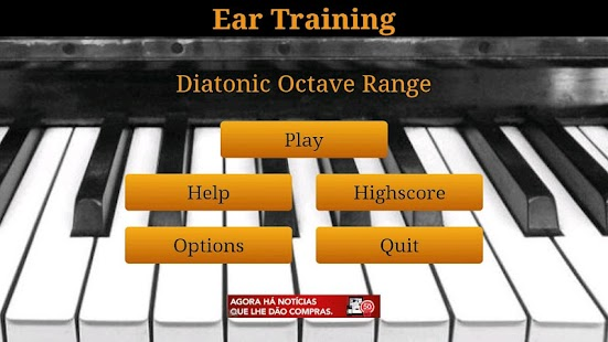 Ear Training - screenshot