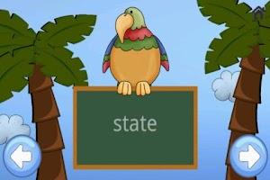 Screenshot of Learn Elementary Sight Words