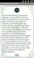 Screenshot of Hz.Muhammed Hadis-i Şerifler
