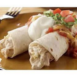 BREAKSTONE'S Chicken and Sour Cream Enchiladas