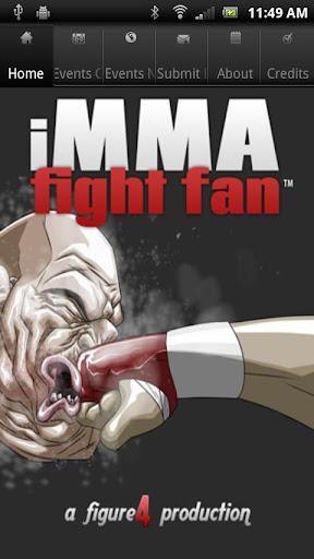 iMMA Fight Fan