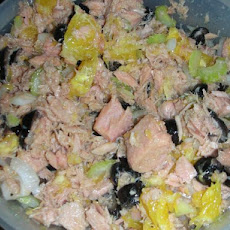 Italian Tuna Fish Salad
