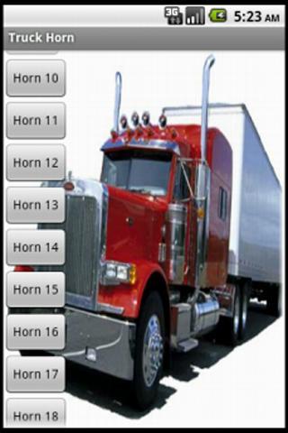 玩娛樂App|卡车的号角!免費|APP試玩