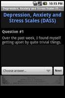 Screenshot of DAS Scales