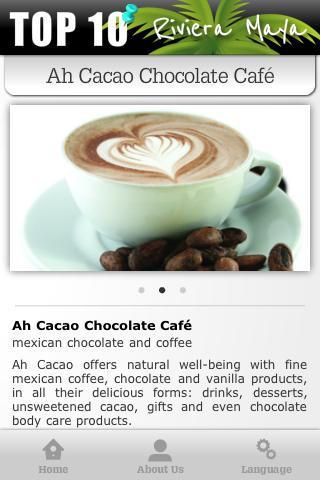 Coffee Shops Riviera Maya