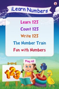iLearn Numbers - screenshot