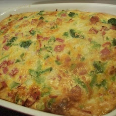Ham and Broccoli Bake