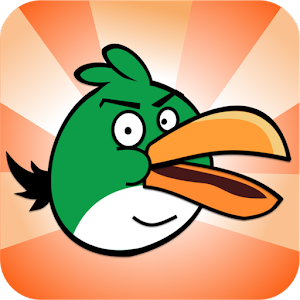 Hungry Bird – a simple timing game for small children