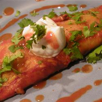 Gerry's Chicken Enchiladas