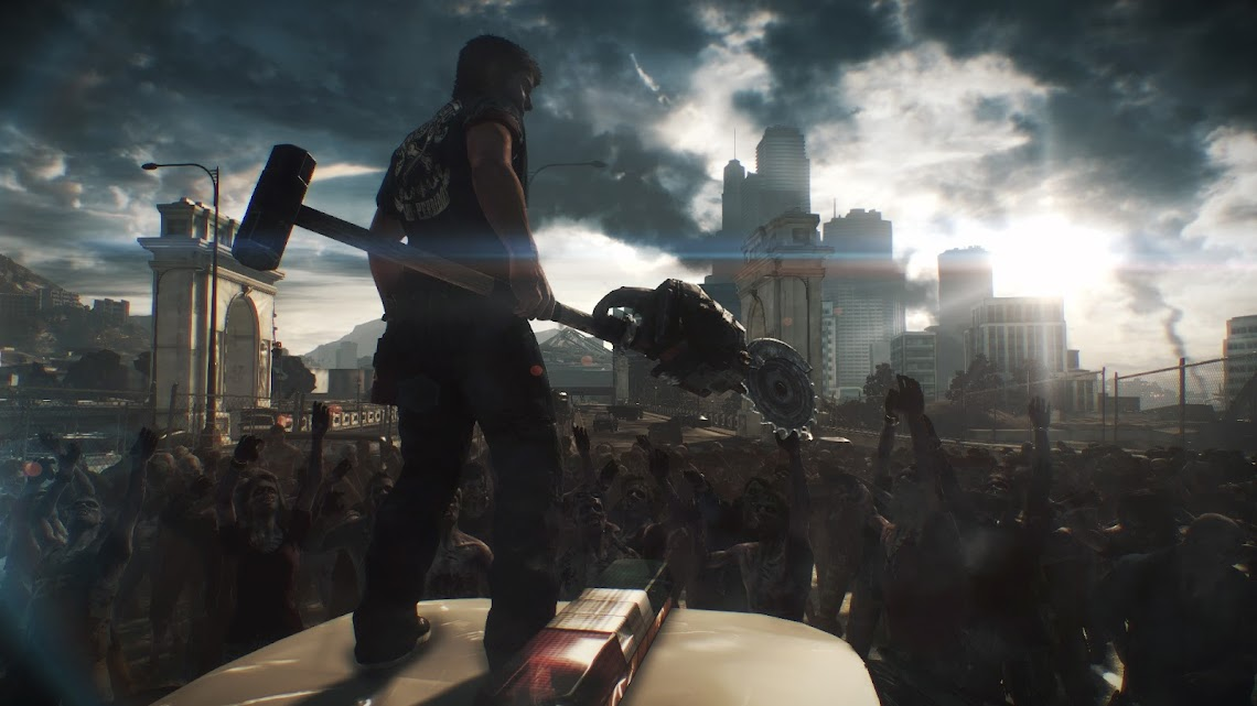 13GB patch arrives for Dead Rising 3