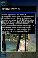 Screenshot of Elba Spiagge versione demo