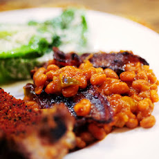 Quick Southern-Style Baked Beans