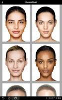 Screenshot of Mary Kay® Virtual Makeover