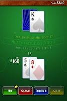 Screenshot of Ace Roller Blackjack