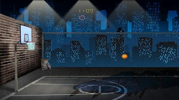 Screenshot of Basketball Shooting
