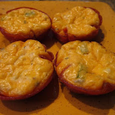 Low-Carb Pizza Bites