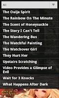 Screenshot of Creepy House - Horror Stories