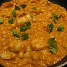 Chickpea and Artichoke Masala