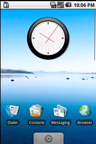 Analogic Clock Widget Pack 2x2