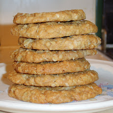 Country Jen's Anzac Biscuits (Cookies)