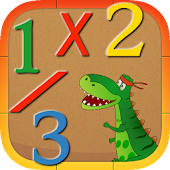 Dino Number Games: Learning Math & Logic for Kids