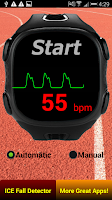 Screenshot of Heart Rate Monitor (Instant)