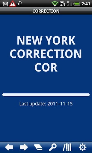 New York State Correction Law