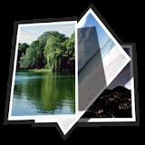Falling Images Live Wallpaper file APK Free for PC, smart TV Download