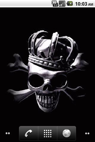 Crown Skull ライブ壁紙