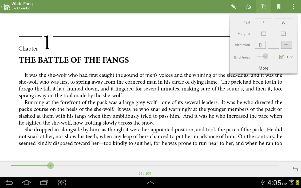 Aldiko Book Reader Screenshot 9