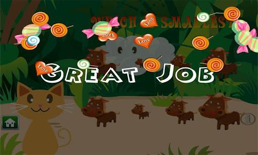 QCat- 幼儿的教育游戏 八合一:动物|玩教育App免費|玩APPs