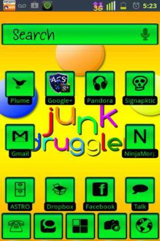 Green Junk ADW