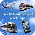 App Ticket Booking and Recharge APK for Kindle
