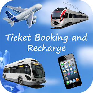 Ticket Booking and Recharge - Average rating 3.980