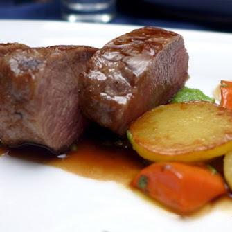 Pan-Seared Loin Of Lamb Recipes — Dishmaps