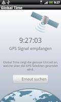 Screenshot of Global Time