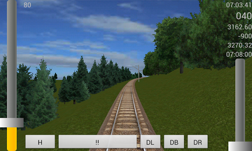 Train Driver - Train Simulator - screenshot