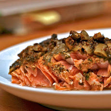 Dinner Tonight: Salmon Charmoula