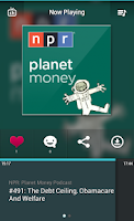Screenshot of JellyPod - Podcast Player