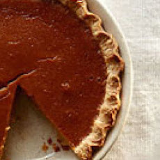 Deep-Dish Pumpkin Pie