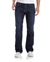 AG Adriano Goldschmied Protege Classic Straight Jeans, Freemo - (30)