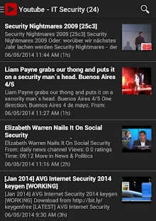 IT Security News - screenshot