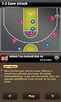 Screenshot of Basketball Tactics