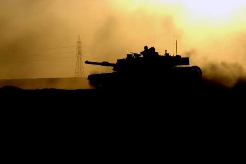 M1 Abrams Tank PRO