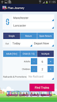Screenshot of TPExpress