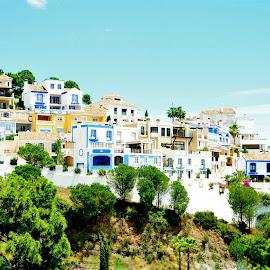 Marbella Spain 1 by Julie Josey - Buildings & Architecture Homes ( buildings, travel, marbella, homes, spain,  )