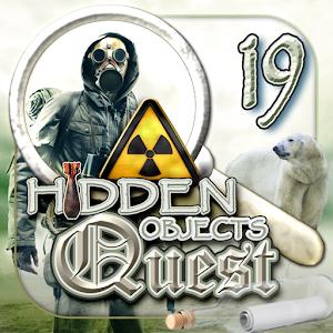 Cover art Hidden Objects Quest 19