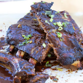 Fall Off The Bone Slow Cooker Ribs