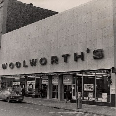 Woolworth's Cheesecake