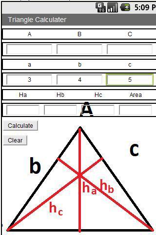 三角ソルバー